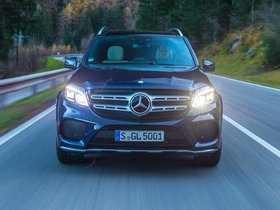 Ver foto 7 de Mercedes Clase GLS 400 4MATIC AMG Line X166 2015