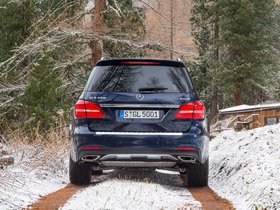 Ver foto 5 de Mercedes Clase GLS 400 4MATIC AMG Line X166 2015