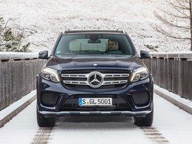 Ver foto 4 de Mercedes Clase GLS 400 4MATIC AMG Line X166 2015