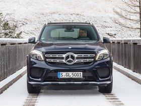 Ver foto 4 de Mercedes Clase GLS 400 4MATIC AMG Line X166 2015
