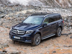 Ver foto 2 de Mercedes Clase GLS 400 4MATIC AMG Line X166 2015