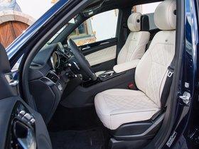 Ver foto 22 de Mercedes Clase GLS 400 4MATIC AMG Line X166 2015