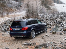 Ver foto 19 de Mercedes Clase GLS 400 4MATIC AMG Line X166 2015