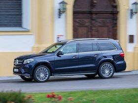 Ver foto 18 de Mercedes Clase GLS 400 4MATIC AMG Line X166 2015