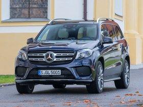 Ver foto 17 de Mercedes Clase GLS 400 4MATIC AMG Line X166 2015