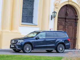 Ver foto 16 de Mercedes Clase GLS 400 4MATIC AMG Line X166 2015