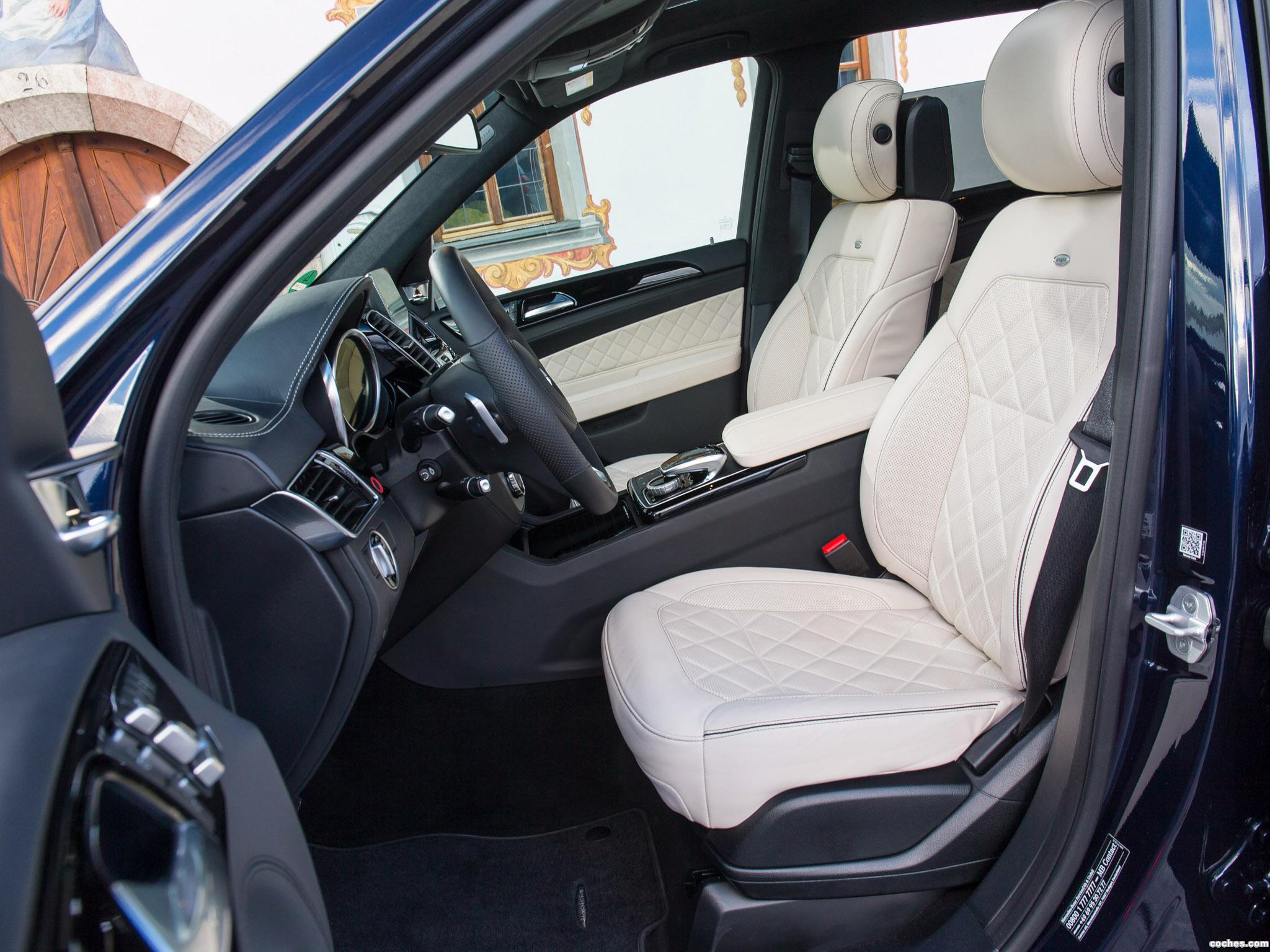 Foto 21 de Mercedes Clase GLS 400 4MATIC AMG Line X166 2015