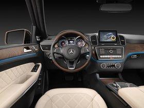 Ver foto 9 de Mercedes GLS 500 4Matic AMG Line X166  2015