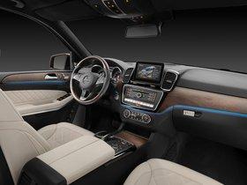 Ver foto 8 de Mercedes GLS 500 4Matic AMG Line X166  2015
