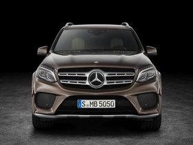 Ver foto 4 de Mercedes GLS 500 4Matic AMG Line X166  2015