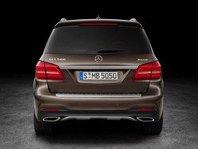 Ver foto 3 de Mercedes GLS 500 4Matic AMG Line X166  2015