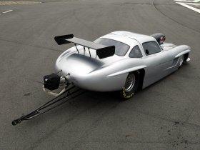 Ver foto 5 de Mercedes Gullwing Dragster 2009