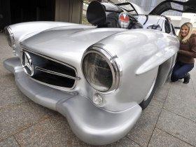 Ver foto 3 de Mercedes Gullwing Dragster 2009