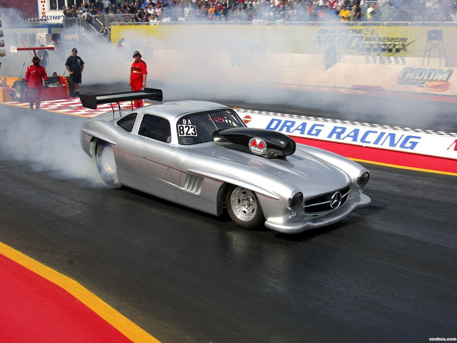 Foto 0 de Mercedes Gullwing Dragster 2009