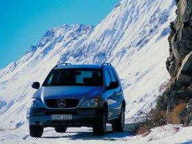 Ver foto 6 de Mercedes Clase M ML 1997