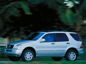 Ver foto 16 de Mercedes Clase M ML 1997