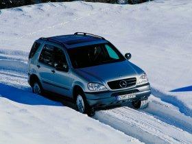 Ver foto 10 de Mercedes Clase M ML 1997