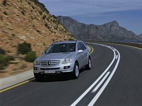 Ver foto 44 de Mercedes Clase M ML 2005
