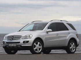 Ver foto 32 de Mercedes Clase M ML 2005
