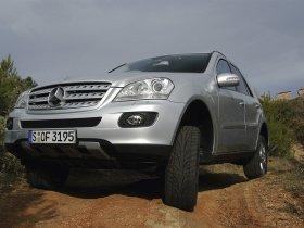 Ver foto 27 de Mercedes Clase M ML 2005