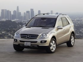Fotos de Mercedes Clase M ML 2005