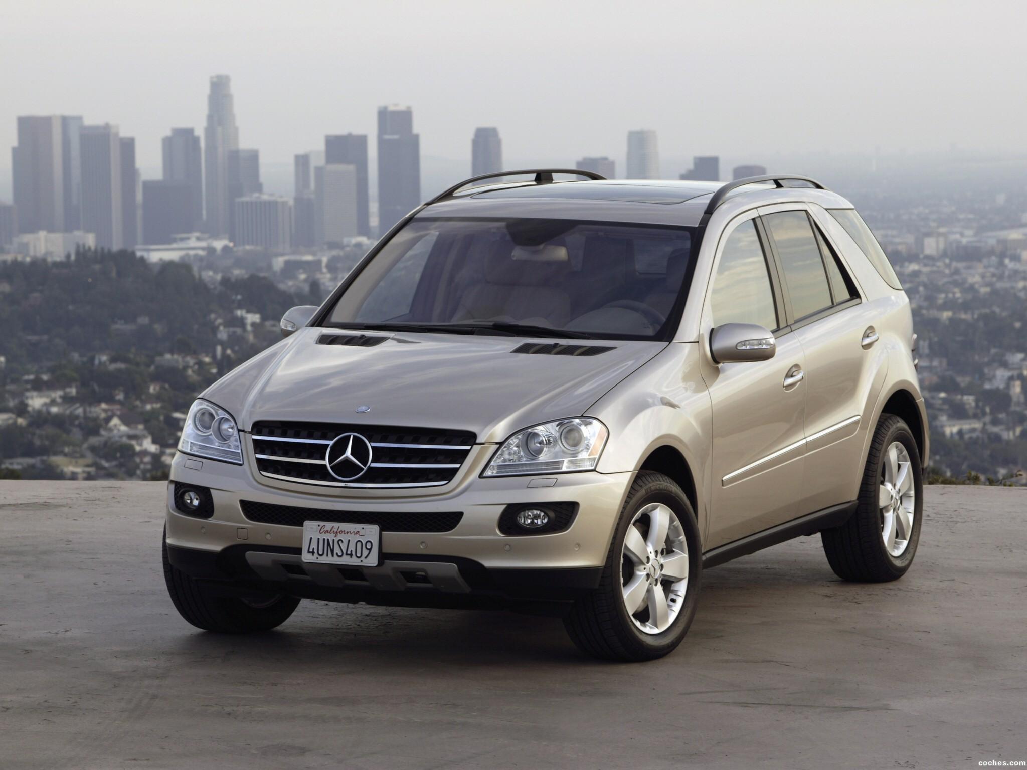 Foto 0 de Mercedes Clase M ML 2005