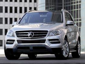 Ver foto 7 de Mercedes Clase M ML 2011