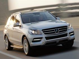 Ver foto 5 de Mercedes Clase M ML 2011
