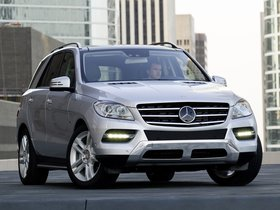 Fotos de Mercedes Clase M ML 2011