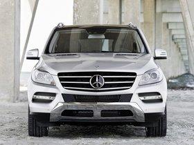 Ver foto 14 de Mercedes Clase M ML 2011