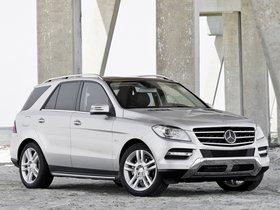Ver foto 13 de Mercedes Clase M ML 2011