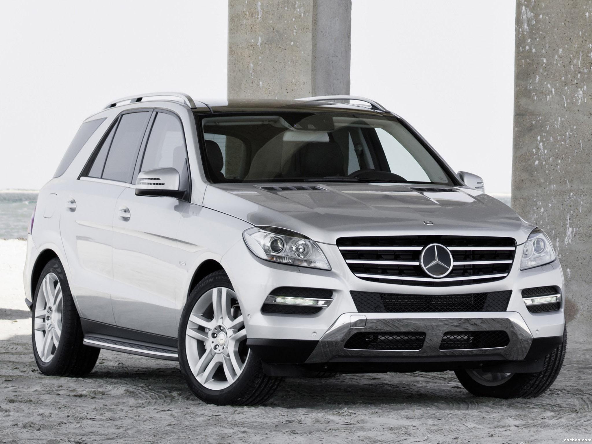 Foto 11 de Mercedes Clase M ML 2011