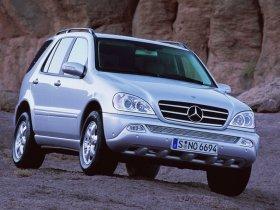 Ver foto 13 de Mercedes Clase M ML Facelift 2002