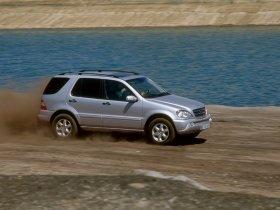 Ver foto 4 de Mercedes Clase M ML Facelift 2002