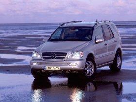 Ver foto 2 de Mercedes Clase M ML Facelift 2002