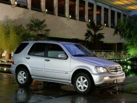 Ver foto 12 de Mercedes Clase M ML Facelift 2002