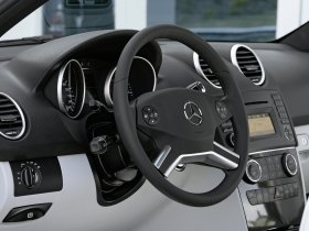 Ver foto 6 de Mercedes Clase M ML Facelift 2008