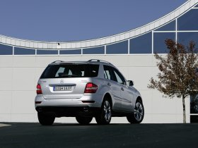 Ver foto 5 de Mercedes Clase M ML Facelift 2008
