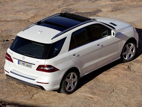 Ver foto 3 de Mercedes Clase M ML250 BlueTec 2011