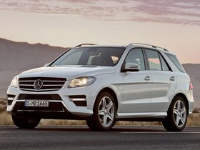 Fotos de Mercedes Clase M ML250 BlueTec 2011