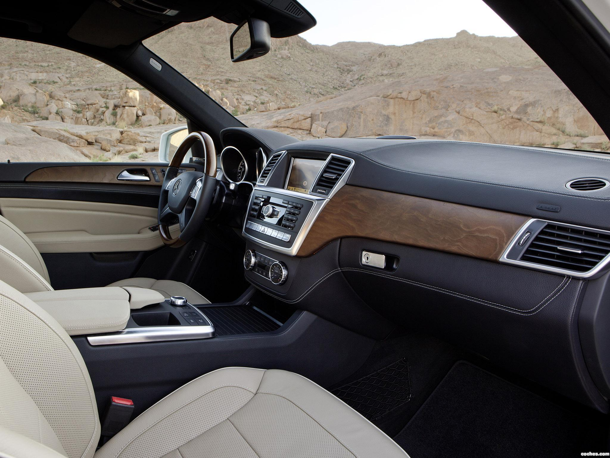 Foto 13 de Mercedes Clase M ML250 BlueTec 2011