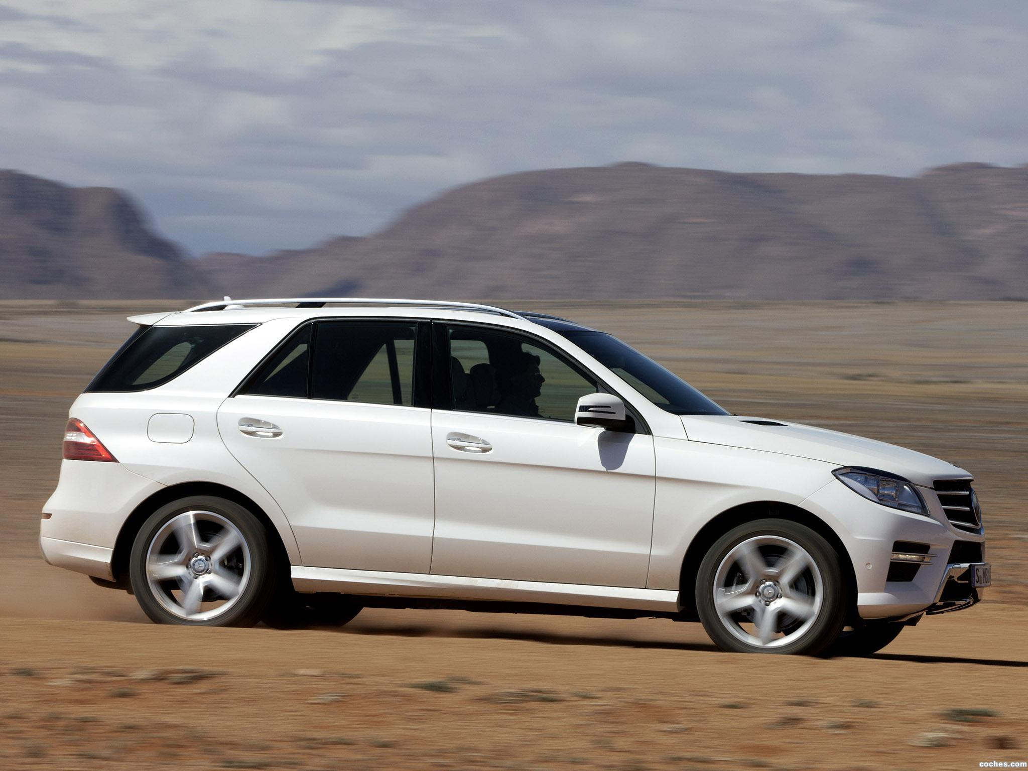 Foto 6 de Mercedes Clase M ML250 BlueTec 2011