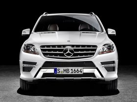Ver foto 3 de Mercedes Clase M ML350 AMG Sports Package 2011
