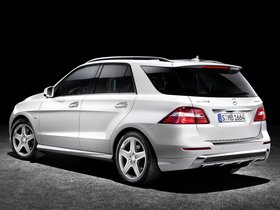 Ver foto 2 de Mercedes Clase M ML350 AMG Sports Package 2011