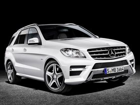 Ver foto 1 de Mercedes Clase M ML350 AMG Sports Package 2011