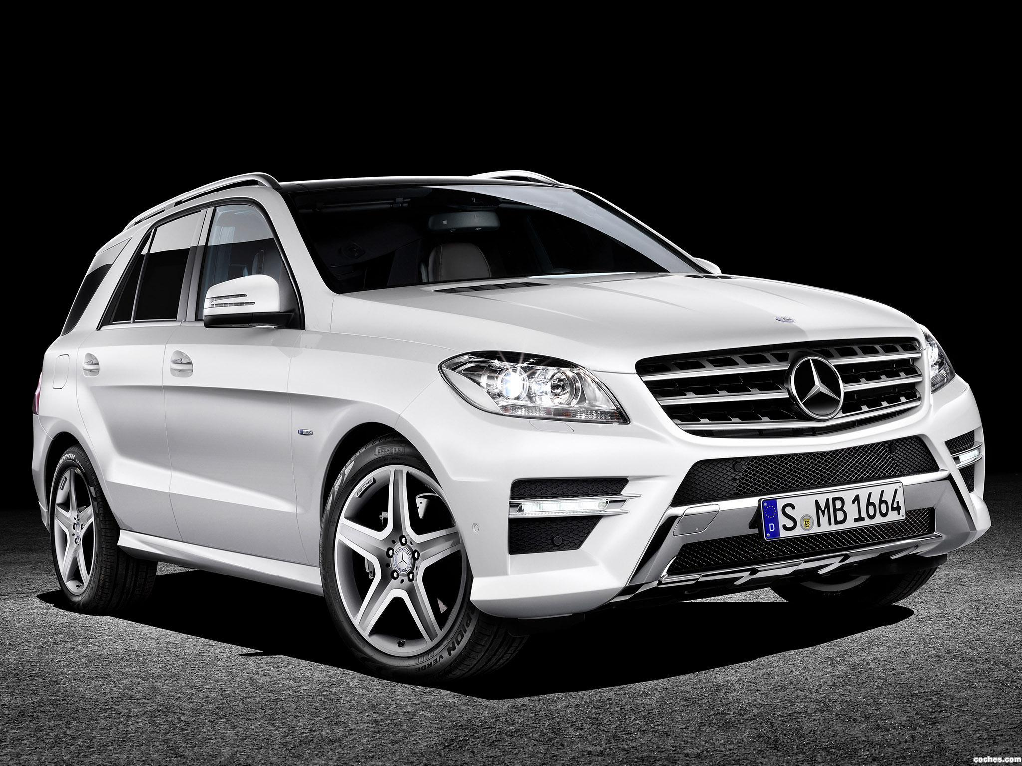 Foto 0 de Mercedes Clase M ML350 AMG Sports Package 2011