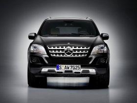 Ver foto 4 de Mercedes Clase M ML420 CDI Facelift 2008