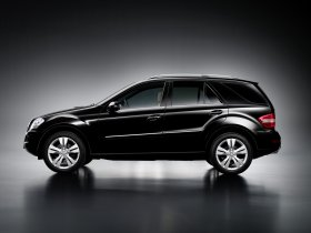 Ver foto 3 de Mercedes Clase M ML420 CDI Facelift 2008