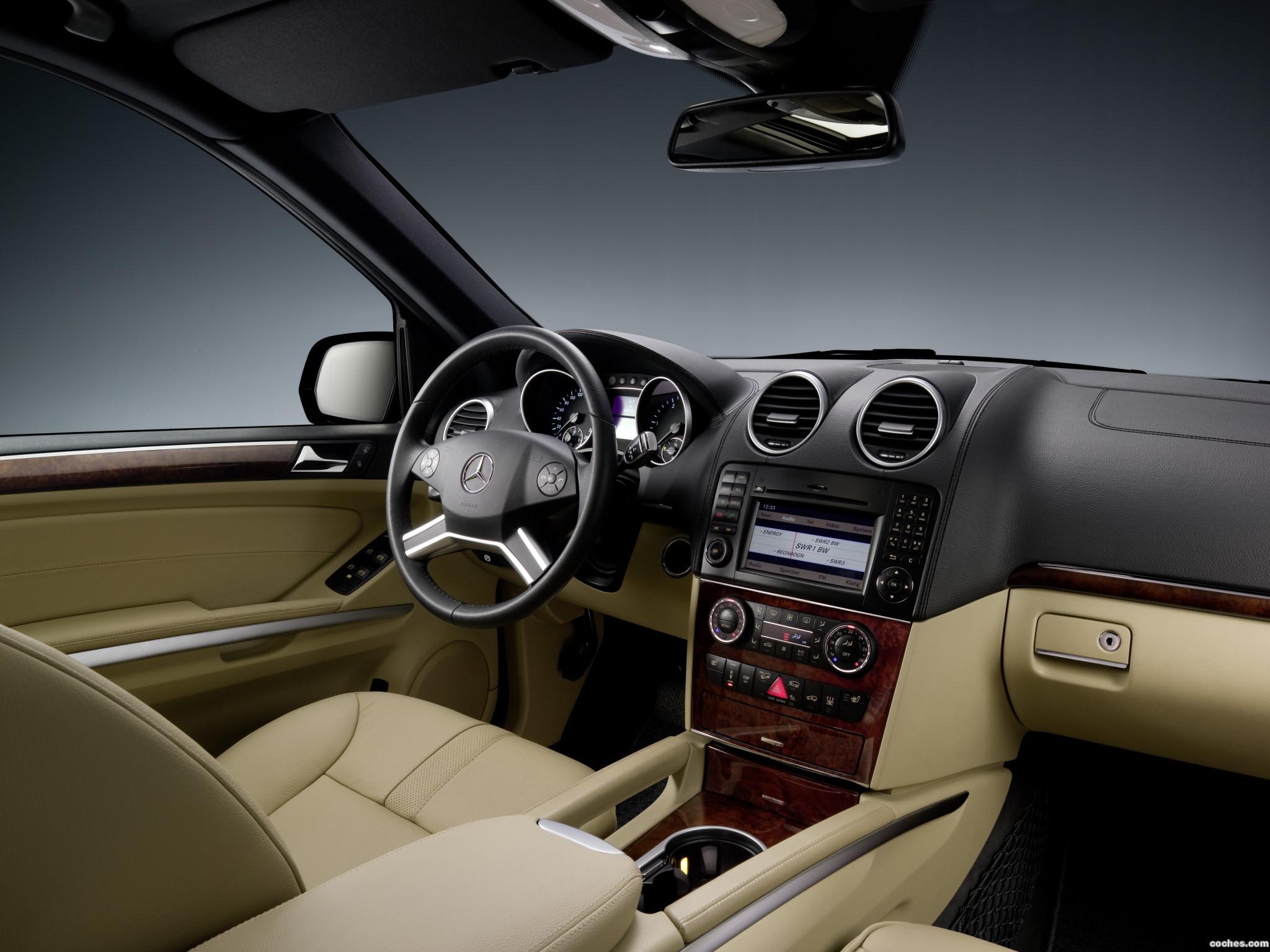 Foto 4 de Mercedes Clase M ML420 CDI Facelift 2008