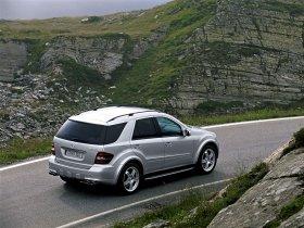 Ver foto 11 de Mercedes Clase M ML63 AMG 2006